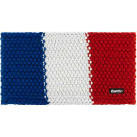 Eisbär Jamie Flag Headband Men, lapis/white/ardea